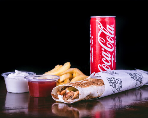The Passport Shawarma Meal